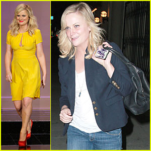 Amy Poehler: 'Tonight Show with Jay Leno' Appearance!