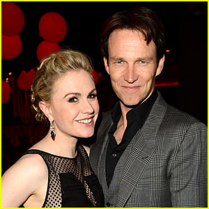 Anna Paquin &#038; Stephen Moyer Welcome Twins!