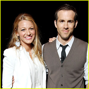 Blake Lively & Ryan Reynolds: Married!