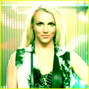 Britney Spears: Twister Dance Commercial!