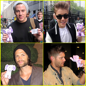 Channing Tatum & Justin Bieber: Elephant Project Auctions!