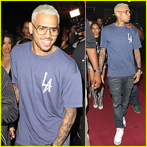 Chris Brown: I'm An Artist and This Is Art!