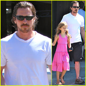 Christian Bale Flies Young Cancer Patient to Disneyland