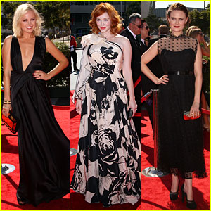 Christina Hendricks & Malin Akerman: Creative Arts Emmys!