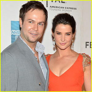 Cobie Smulders: Married to Taran Killam!