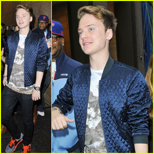 Conor Maynard: 'I Lost My Passport!'