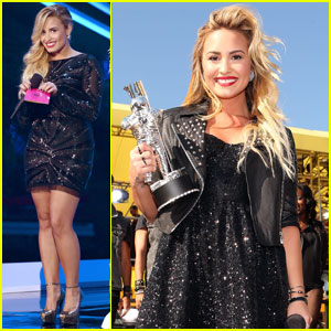 Demi Lovato: MTV Pre-Show VMA Performance 2012 - Watch Now!