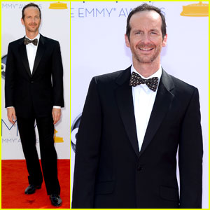 Denis O'Hare Makes Baby Announcement at the Emmys!