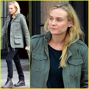Diane Kruger: Big Apple Beauty!