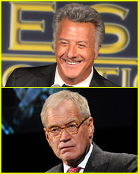 Dustin Hoffman & David Letterman: Kennedy Center Honorees!