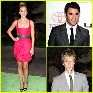 Emily VanCamp & Josh Bowman: Environmental Media Awards!