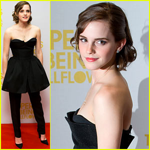 Emma Watson: 'Perks' Special Screening in London!