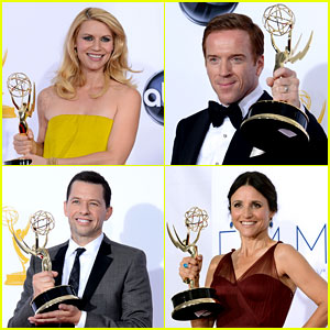 Emmys Winners List 2012 - Did Your Favorite Show Win?