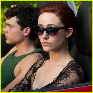Emmy Rossum: 'Beautiful Creatures' Exclusive Stills!