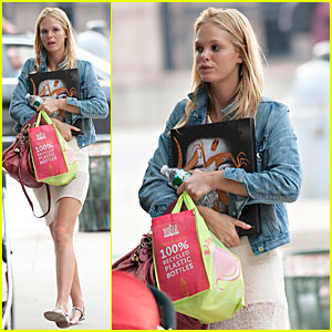 Erin Heatherton: Prepping for New York Fashion Week!