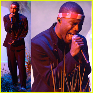 Frank Ocean's MTV VMAs Performance 2012 - Watch Now!