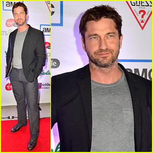 Gerard Butler: 'Iceman' TIFF After Party