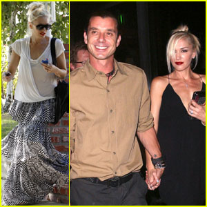 Gwen Stefani: Date Night with Gavin Rossdale!
