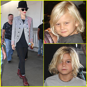 Gwen Stefani: Labor Day Departure!