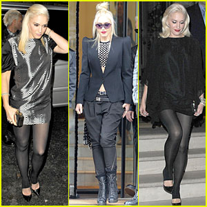 Gwen Stefani: It Was Just Chaos Recording with My Children!