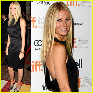 Gwyneth Paltrow: 'Thanks for Sharing' TIFF Premiere!