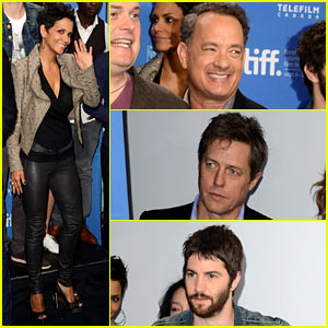 Halle Berry: 'Cloud Atlas' TIFF Photo Call with Tom Hanks!
