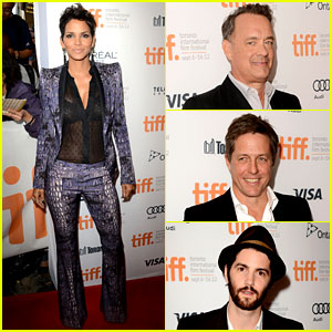 Halle Berry: 'Cloud Atlas' TIFF Premiere with Tom Hanks!