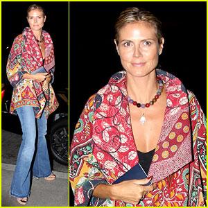 Heidi Klum: 'Seal Has Moved On & So Have I'