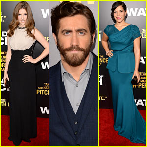 Jake Gyllenhaal & Anna Kendrick: 'End of Watch' Premiere!