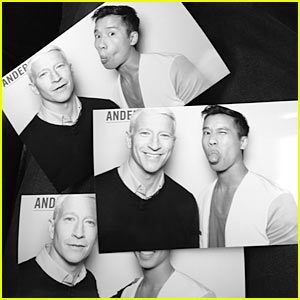 JustJared.com's Jared Eng: 'Anderson Live' Appearance!