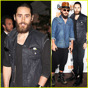Jared Leto: 'Artifact' TIFF Premiere!