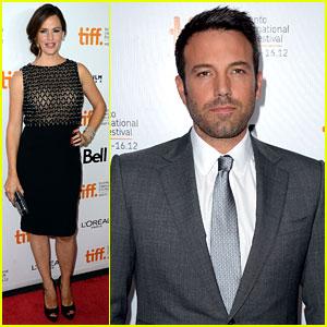 Jennifer Garner & Ben Affleck: 'Argo' Premiere at TIFF!