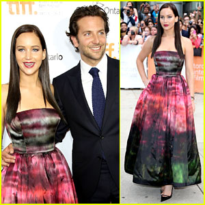 Jennifer Lawrence & Bradley Cooper: 'Silver Linings Playbook' Premiere at TIFF!