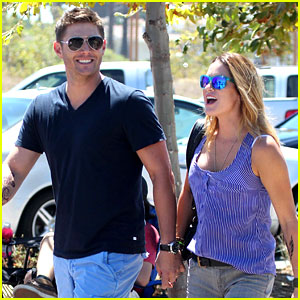 Jensen Ackles: Malibu Chili Cook Off with Danneel!