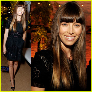 Jessica Biel: 'Trouble with the Curve' After Party with Justin Timberlake!