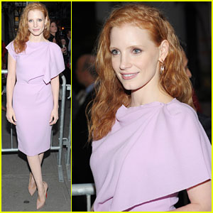 Jessica Chastain: 'If There Is I Haven't Yet' Opening Night!