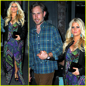 Jessica Simpson: I Didn't Think About My Weight During Pregnancy