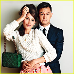 Joseph Gordon-Levitt: 'Glamour' Fashion Feature!