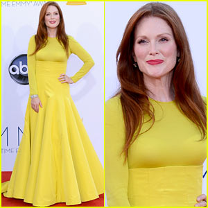 Julianne Moore - Emmys 2012 Red Carpet