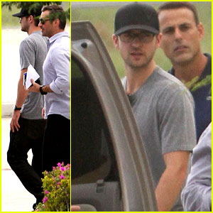 Justin Timberlake: Bachelor Party in Cabo!