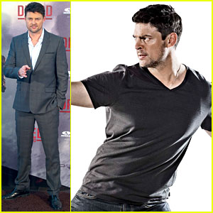 Karl Urban: 'Dredd' Photo Call & 'Men's Health UK' Feature!