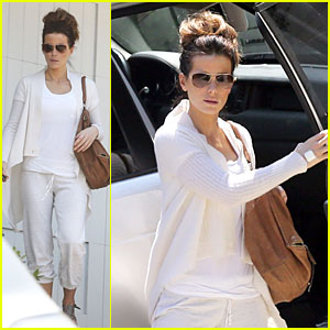Kate Beckinsale: Colin Farrell Fight Scene Was Very Nerve-Racking!