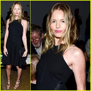Kate Bosworth: Cushnie et Ochs Fashion Show at NYFW!