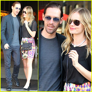 Kate Bosworth & Michael Polish: Meatpacking District Date!