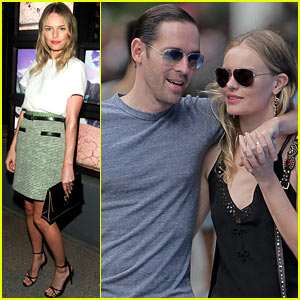 Kate Bosworth: Proenza Schouler Store Opening!