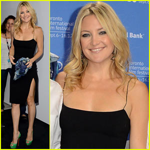 Kate Hudson: 'Reluctant Fundamentalist' Photo Call at TIFF!