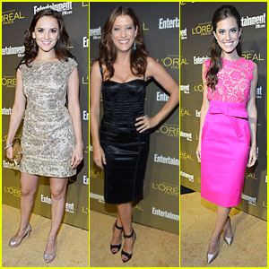 Kate Walsh & Allison Williams: EW Pre-Emmy Party!