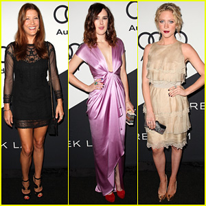 Kate Walsh & Rumer Willis: Audi 2012 Emmy Awards Party!