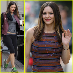 Katharine McPhee's New Hairstyle for 'Smash'!