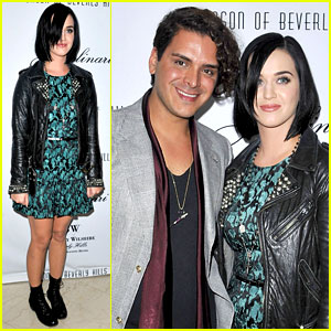 Katy Perry: Jason of Beverly Hills Event with Markus Molinari!